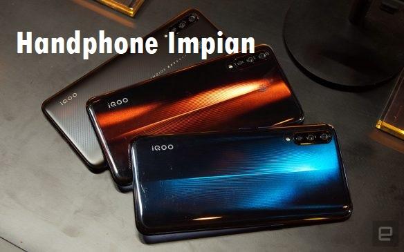 Handphone Impian
